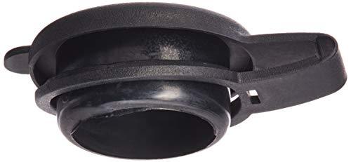 Sourcingmap - Tapa para encendedor de cigarrillos de coche (12 V, 2 unidades), color negro