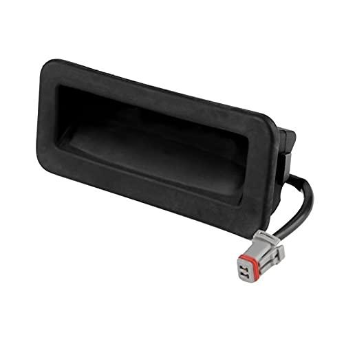 XICION Interruptor de Lanzamiento de Abrigo de Bota de Coche Cambio de liberación para Range Rover Sport 2005-2013 Accesorios para automóviles