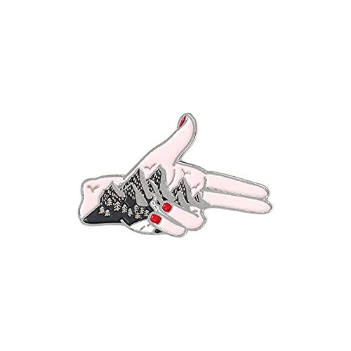 Vida De Acampamento Pino De Esmalte Bússola Ao Ar Livre Sapato De Lona Tenda Para Fogueira Broches Para Motorhome Bolsa Pino De Lapela Emblema Joias Para Amigos-Boom S