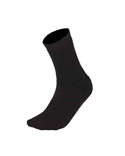 Mil-Tec Socke Nature schwarz Gr.46/48