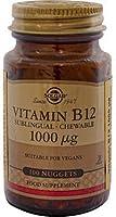 Solgar Vitamin B-12 1000 mcg 1 Paket(1 x 1 Stück)