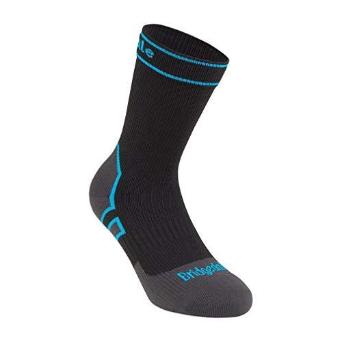 Bridgedale Wasserdichte Storm Sock MW Boot Storm Sock MW Boot M Schwarz