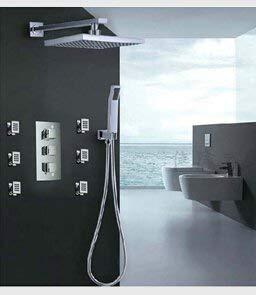 SILOLA Duschsysteme, Wasserhahn Groß- und Einzelhandel Wandmontage 8