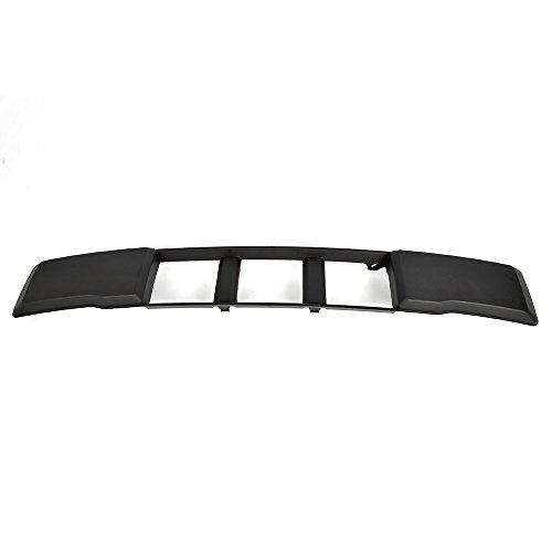 New Compatible For Ford F-150 2015-2017 2016 Front Bumper Lower Grille Trim Panel Black