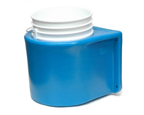 Brower MBH5B, Insulated Bucket Holder with Bucket and Cover (Blue)