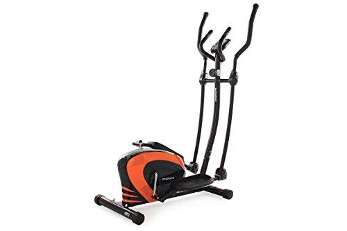 Vélo elliptique KS Cycling orange et noir