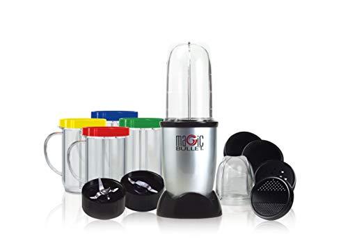 Magic Bullet Blender, Mixer & Mini-Food Processor In-One (17-Piece Set)