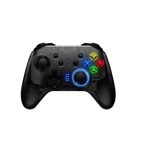 YAOHONG PC Wireless Gamepad PC TV Es Sensible al Tacto y fácil de controlar.
