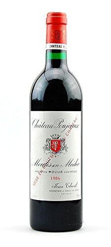 Wein 1986 Chateau Poujeaux Cru Bourgeois