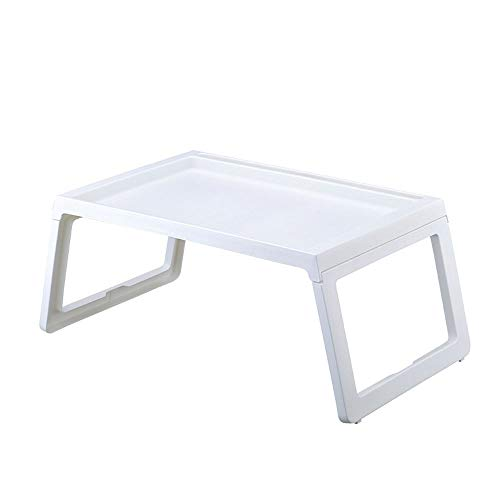 ZA Notebook-standaard multifunctionele computertafel outdoor opvouwbare kleine campingtafel kunststof opvouwbare draagbare mini-tafel