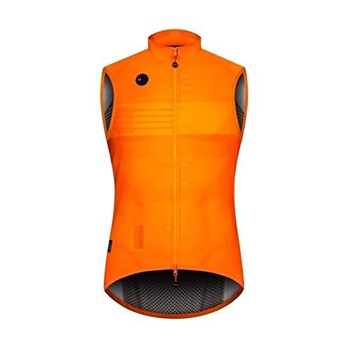 WGWNYN Courir Nouveau léger Coupe-Vent Gilet Black Sheep Cycling Wind Vest Out Wear Cycling Wind Vest Gilets réfléchissants (Color : Gray, Size : 3XL)