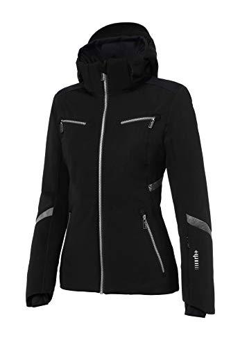 Zero RH+ Diavolezza W, Abbigliamento Woman Snow Jacket Donna, Black, M