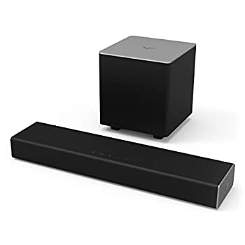 VIZIO SB2021n-G6 2.1 Channel Soundbar with Wireless Subwoofer  Renewed