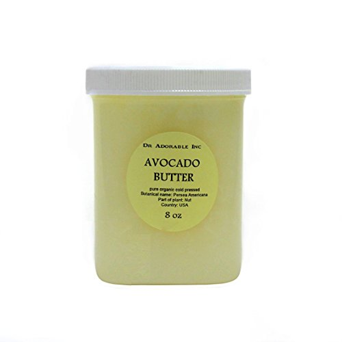 Avocado Butter Pure Raw 8 Oz