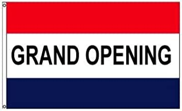 product image for 3x5' Grand Opening Nylon Message Flag - All Weather, Durable, Outdoor Nylon Flag - All Star Flags