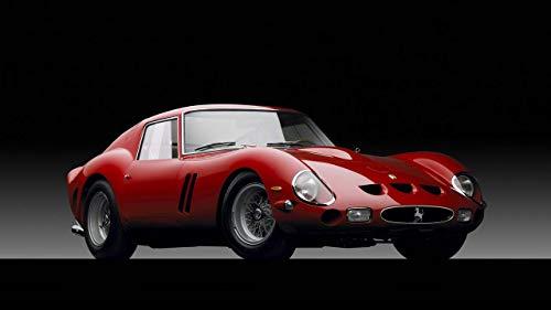 Lilarama 1962 Ferrari 250 GTO V1 - Image sur Toile - Impression Giclée