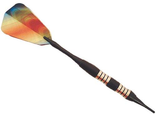 Carromco Saturn - Dardos blandos, 18 g