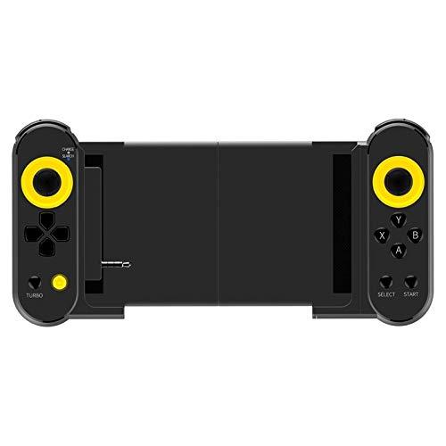 YAOHONG Juego Gamepad Individual Telescópico Wireless Gamepad Tableta Móvil Tableta Juego Recto Es Sensible al Tacto y fácil de controlar.