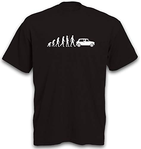 T-Shirt Evolution Mini Auto Youngtimer...