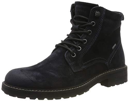 ARA Jan 1124701, Desert Boots Homme, Bleu (Navy 22), 46 EU