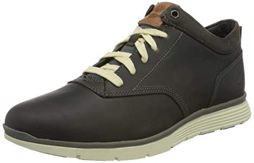Timberland Herren Killington Sneaker Halbhoch, Grau (Dark Grey Full Grain), 42 EU
