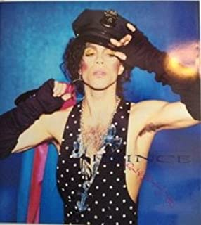 Prince 1988 Lovesexy Tour Program