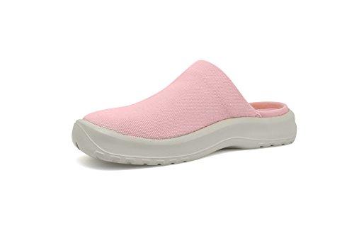 SoftScience Daisy Canvas WC0031LPK Zapatos, Mujer, Rosa Claro, Size US 7/Size EU 38/39