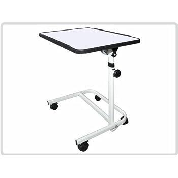 Beistelltisch Beistellwagen Krankentisch Bett Tischweiß fahrbar