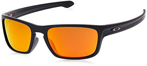 OAKLEY Sliver Stealth OO9408 Gafas de sol para Hombre, Negro/Mate