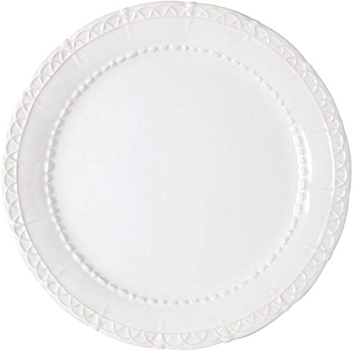 Skyros Easy-to-use Historia Charger paper Plate White Louisville-Jefferson County Mall