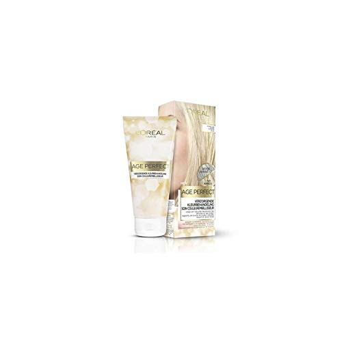 Loreal Age Perfect Sanfte Pflegetönung kühles Blond 80 ml