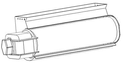 ORIGINAL MCZ ventilateur d'air cod. 41451600800 pour différents types de poêles MCZ