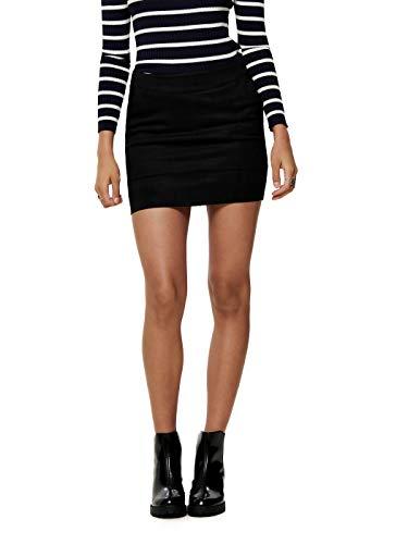 Only Onljulie Fauxsuede Bonded Skirt Otw Noos Falda para Mujer