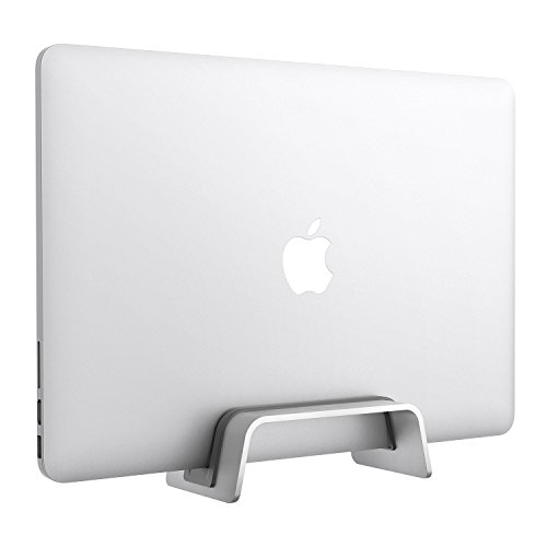 Vertical Laptop Stand for MacBook Pro/Air, Desktop Space-Saving,Laptop Holder (for New MacBook Pro with USB-C)