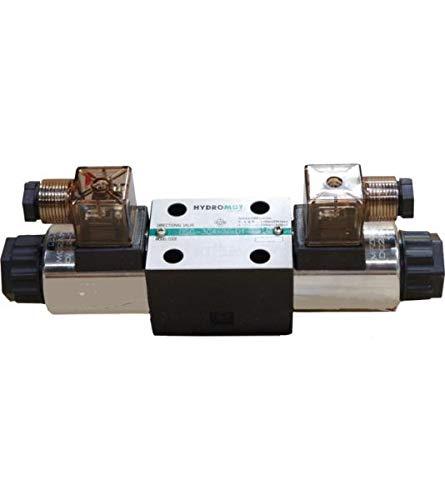 Magnetventil (Wegeventil), NG06, 3C60, A-B geschlossen, P-T verbunden Größe 12V