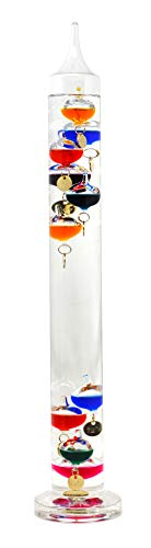 Gift Essentials Galileo Thermometer 17 inches (44 cm)