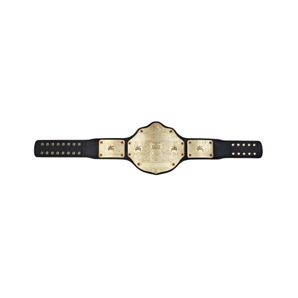 WWE Authentic Wear World Heavyweight Championship Commemorative Title Belt Multi Small