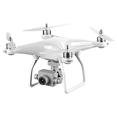 Fotografía aérea UAV 4K Quadcopter Profesional de Alta definición Tecnología Negra Modelo Avión Control Remoto Aeronave Larga Resistencia