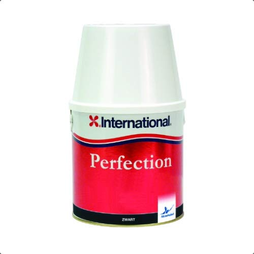 International Perfection Lack - 2,25l Farbe. mediterrane White