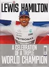 F1 Racing Lewis Hamilton a Celebration of a Triple World Champion