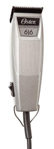 Oster-616-70 Trimmer Silver-Whisper à lames interchangeables