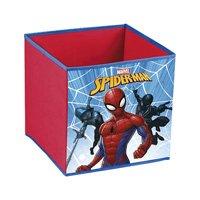 familie24 Aufbewahrungsbox Auswahl Spielzeugkiste Kiste Spielzeugbox Spielebox Toy Box (Spiderman)