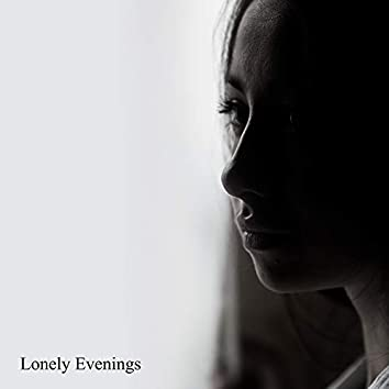 Lonely Evenings: Calming Piano Jazz for Bad Days, Moments Sadness, Depression and Bad Mood, Slow Melodies for Lonely Evenings