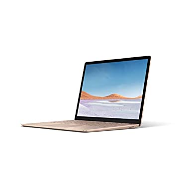 Microsoft VEF-00064 Surface Laptop 3  13.5 Touch-Screen  Intel Core i7  16GB Memory - 256GB Solid State Drive, Sandstone