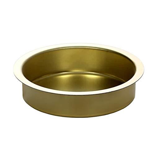 Bougeoir laiton 60 mm – Bougies Douille pour bougies, Bougies Pilier standard, Métal, Lot de 4