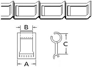 67H Steel Detachable Chain 10 ft Part No: A-67H