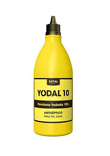 Yodal 1LITRO (Povidon Joda), Schwarz, 1000 ml, 1000