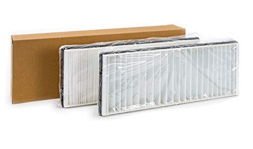 Ersatzfilter Filterset Luftfilter G4 / F7 für PAUL Novus 300/450 Filter 1 x G4 und 1 x F7
