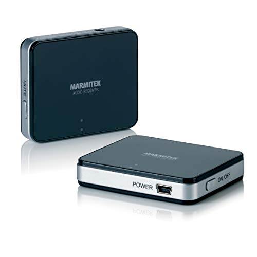 Marmitek Subwoofer Anywhere 635 - Audiosender - Digitaal - Drahtloser Subwoofer Anschluss - LFE