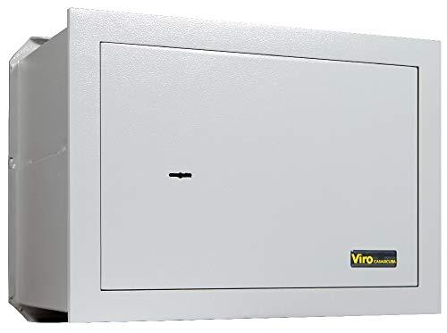 Viro 4554.20 Cassaforte Meccanica, Acciaio, 300x420x200 mm